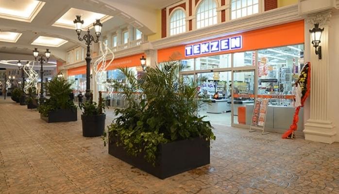 Tekzen'den 5 Ayda 10 Yeni Mağaza