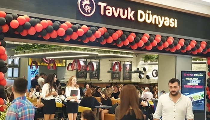 İzmir'e 12. Restoran
