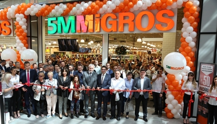 5M Migros Bilkent Center'da