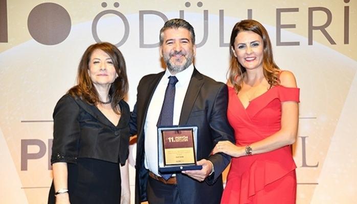 İnsan Kaynakları Alanında Prejtijli Ödül