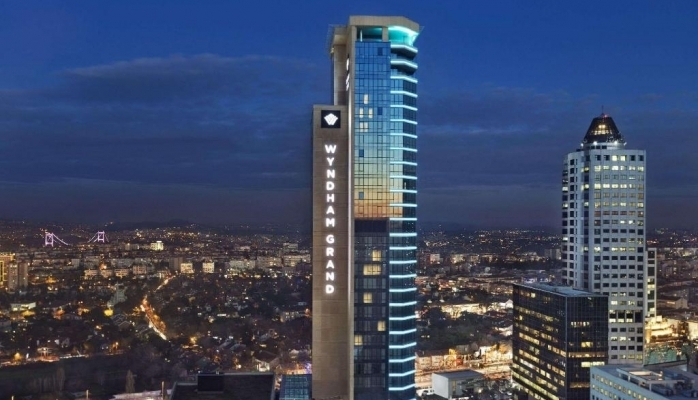 Wyndham Grand İstanbul Levent'e Ödül ...