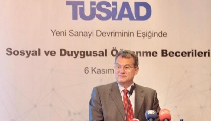 TÜSİAD'dan Sosyal ve Duygusal Öğrenme Seferberliği