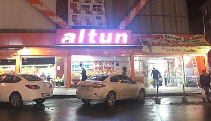 Seher Mağazaları Altun'a Dönüşüyor