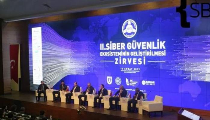 2. Siber Güvenlik Zirvesi Ankara'da Yapıldı