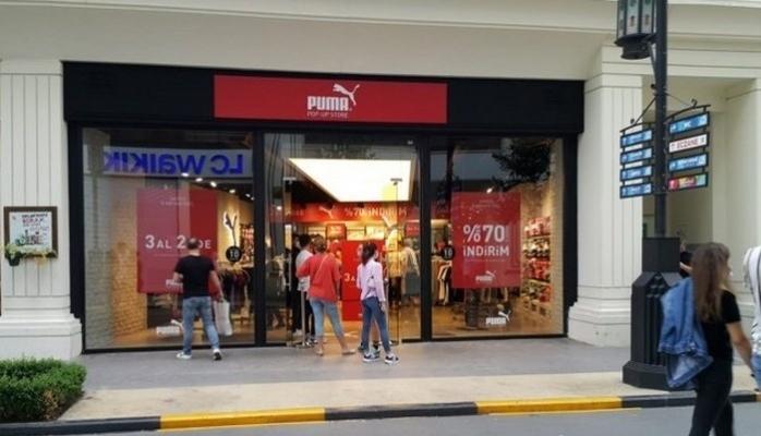 Pandemi Dönemindeki İlk Mağazasını İsfanbul Alışveriş Caddeleri'nde Açtı