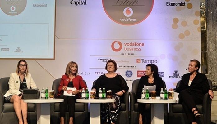 Türkiye'nin 50 Güçlü Kadın CEO'su Ödüllendirildi