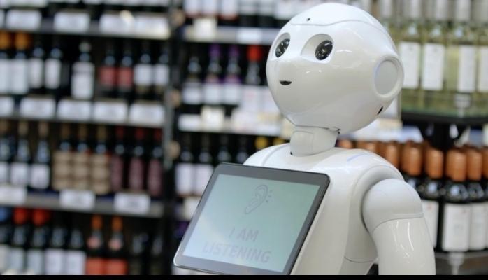 Gelecekte Market Çalışanlarının Yerini Robotlar Alacak