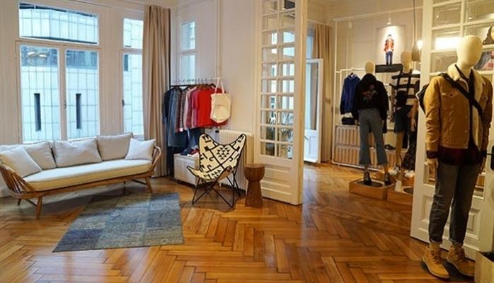 Levı's® Showroom Açıldı