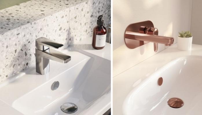 Banyo Tasarımını Tamamlayan Armatürler