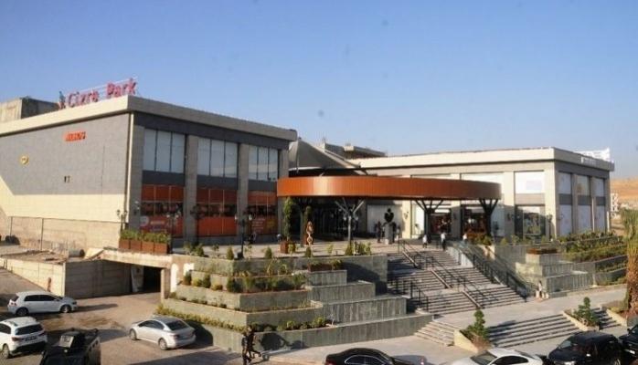 CİZRE PARK Alışveriş ve Yaşam Merkezi Açıldı !