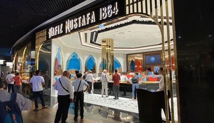 Değişmeyen Lezzetini Dubai'ye Taşıdı