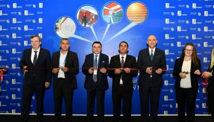 Yeni Teknolojiler CNR Expo'da Sergilendi