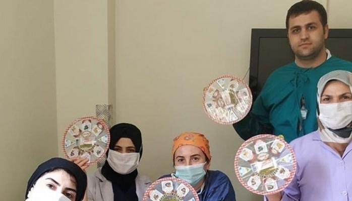 Pandemi Hastanelerine 10 Bin Kahvaltı Seti