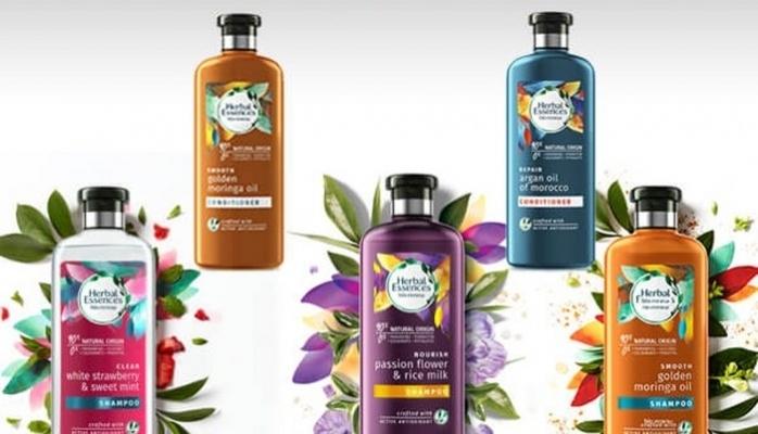 Herbal Essences Şimdi Türkiye'de
