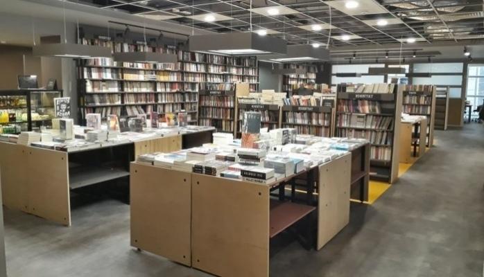 Şişli'nin En Büyük Kitap Kafe'si