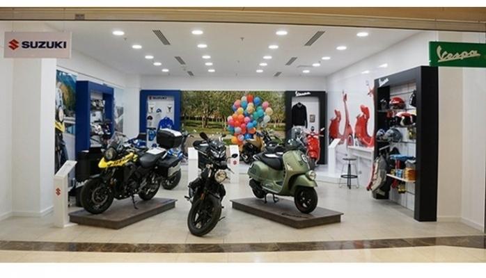 Trump AVM'de Ortak Showroom