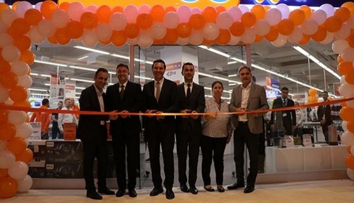 Adana'ya 6. Mağaza Yatırımı