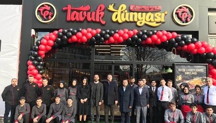 Yeni Yılın İlk Restoranını Bağcılar Meydan'da Açtı