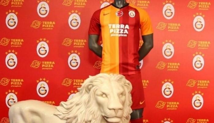 Terra Pizza'dan Galatasaray Spor Kulübü'ne Teşekkür !