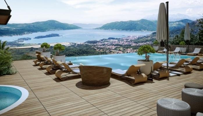 Bayview Hills Montenegro'da Son Daireler