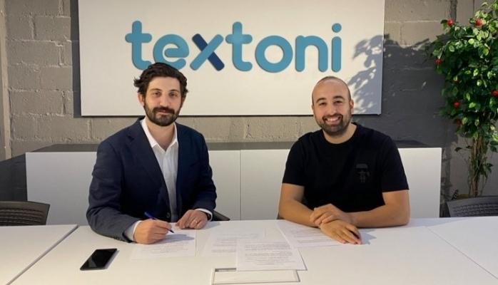 Textoni Atanova Ventures'tan 4 Milyon TL Değerleme İle Yatırım Aldı