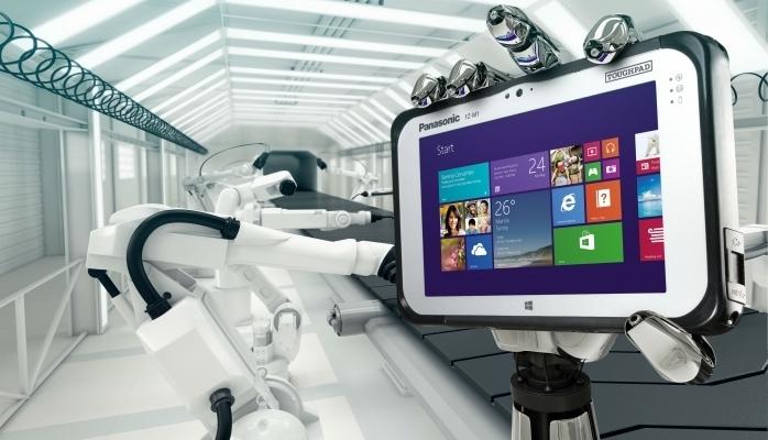 7 inç Toughpad FZ-M1 Modellerini Yeniliyor