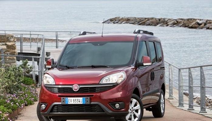 Yeni Motor Seçeneği Fiat Doblo'da