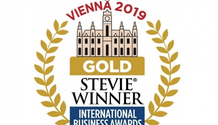 Stevie Altın Ödülü'ne Layık Görüldü
