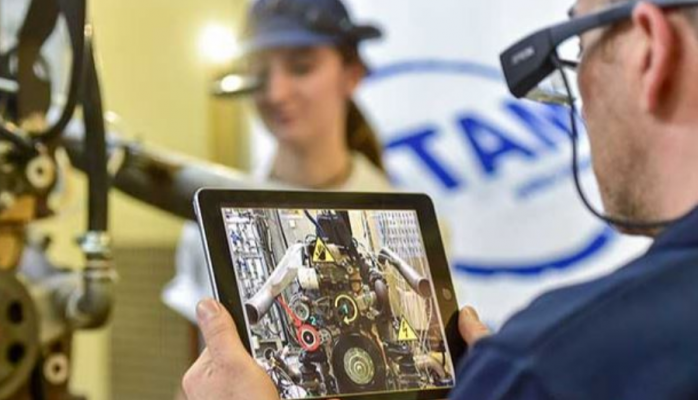 Otomotiv Sektöründe Artırılmış Gerçeklik İle Test Devri