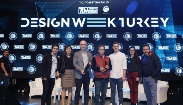 Zivella'ya Design Turkey'den İki Ödül Birden