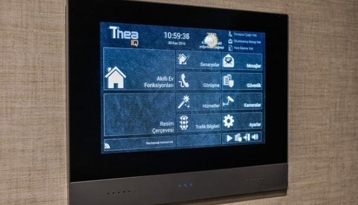 Son Teknoloji Akıllı Ev Sistemleri İle Konut Sakinlerinin Hayatı Kolaylaşıyor