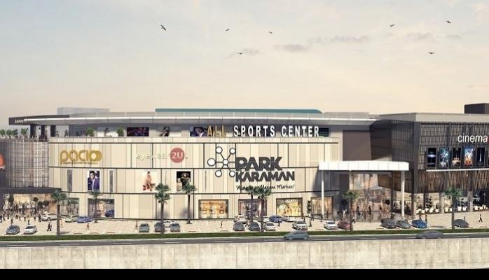 Karaman İlk Alışveriş Merkezine Kavuşuyor