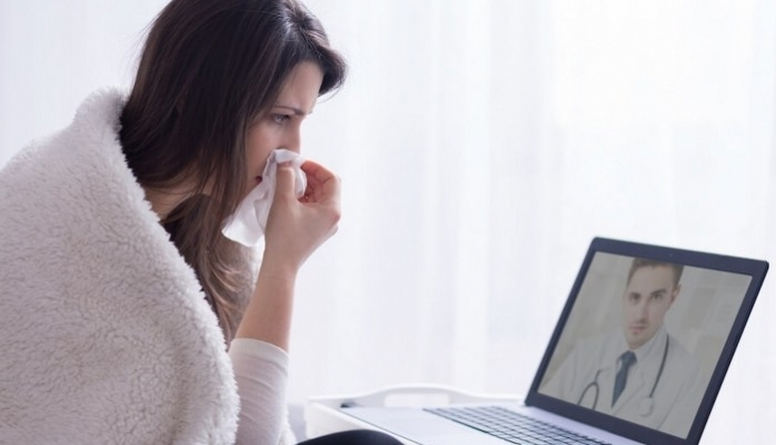 Hastanelerdeki Yoğunluk Online Görüşmelerle Rahatlatılacak