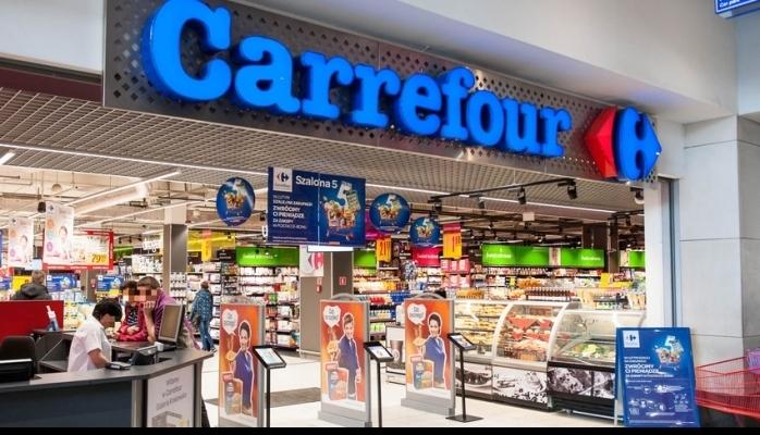 Carrefoursa'dan Bir İlk
