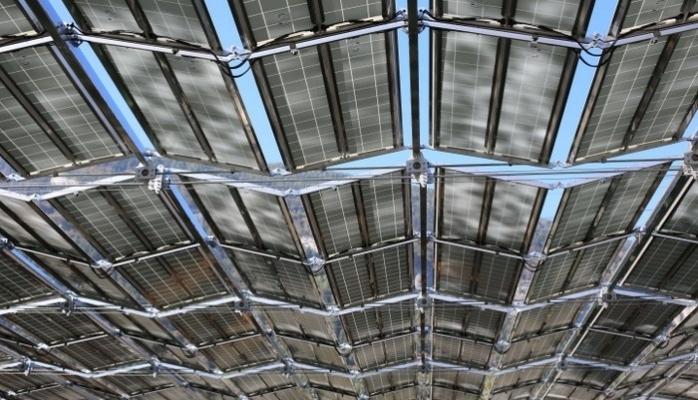Dünyanın İlk Katlanabilir Güneş Paneli Çatısını NORD Hareketlendiriyor