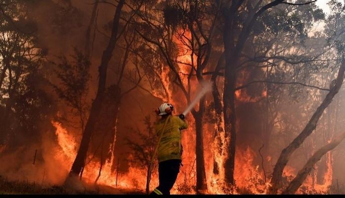Mega Yangınlar Yangın Gerçeğini Fark Etmemizi Sağlamalı