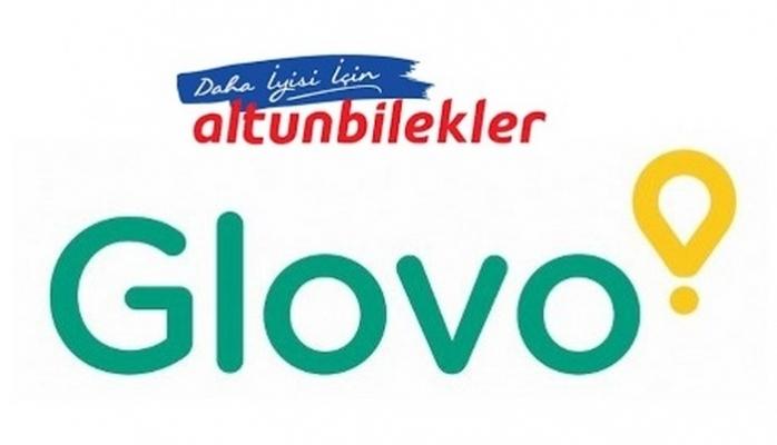 Altunbilekler-Glovo İş Birliği