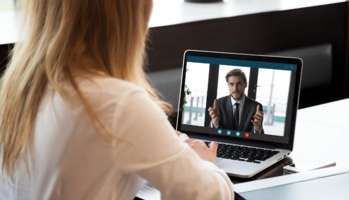 Salgın Sürecinde Online İşe Giriş Görüşmeleri Yüzde 300 Arttı