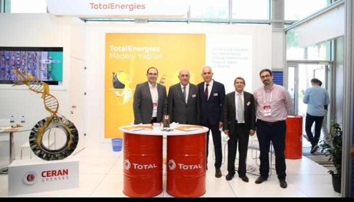 Total Turkey Pazarlama Yeni Nesil Gres Ürün Grubu Ceran'ı İskenderun'da Tanıttı