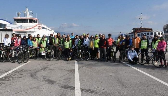 Engelliler Farkındalık Günü Bisiklet Korteji