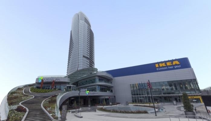 İstanbul'un Üçüncü IKEA Mağazası Açıldı