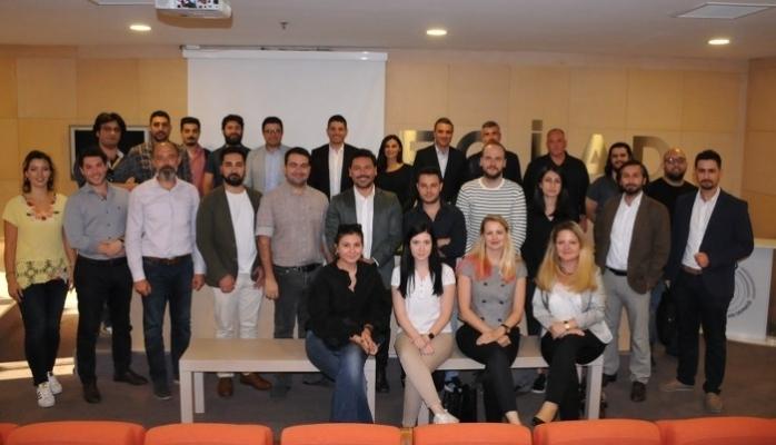 EGİAD Think Tank'in İlk İcraatı Girişimcilik Ekosistemi