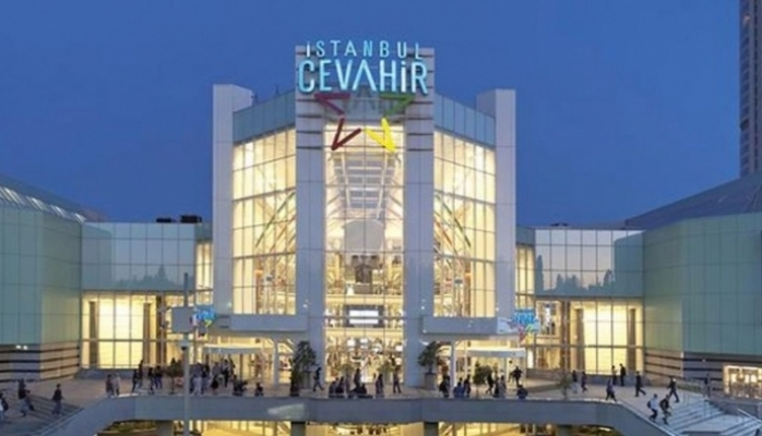 İstanbul Cevahir AVM İle 14 Şubat'ta Tüm Evler Sinema Salonu