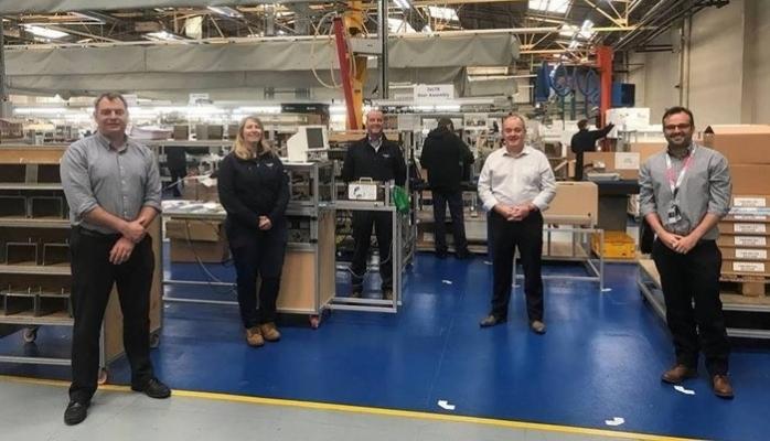 Panasonic Prototip Solunum Cihazları Üretmeye Başladı