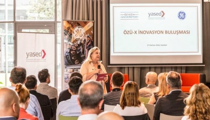ÖzÜ-X İnovasyon Buluşması'nda Şirketlerin Dijital Dönüşümü Konuşuldu