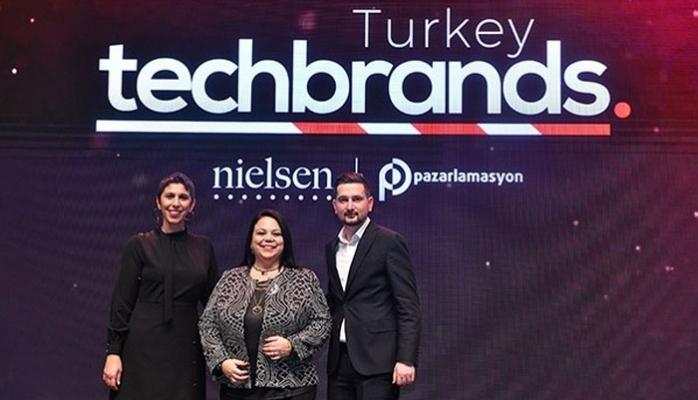 Türkiye'nin En Teknolojik Markaları Belirlendi
