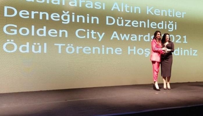 GOLDEN CITY AWARDS Altın Kent Ödülleri Sahiplerini Buldu