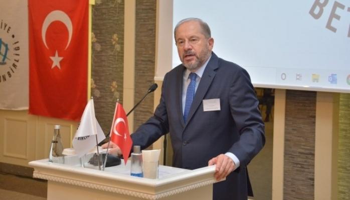 Yavuz Işık Yeniden Türkiye Hazır Beton Birliği Yönetim Kurulu Başkanı Seçildi