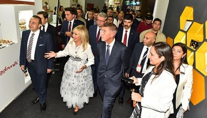 CNR Food İstanbul Açıldı