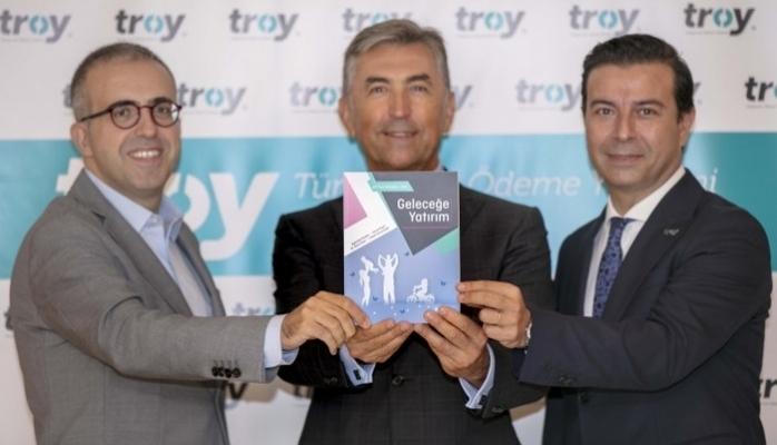 TROY'un Kart Adedi 9 Milyona Ulaştı